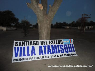 Complejo Polideportivo Municipal Villa Atamisqui - Gambeteandoconladepalo