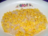 corn &amp; coconut  -  syahmi