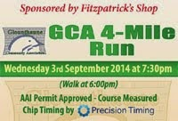 Wed 3rd Sept...4m in Glounthaune