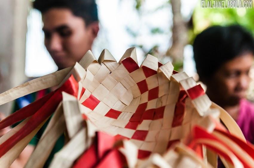 Tobias Fornier | Buri Handicraft Making Antique