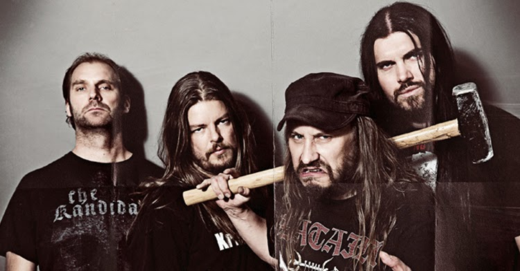 entombed a.d. - band