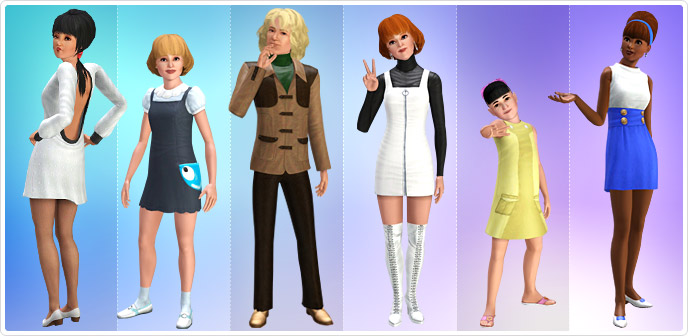 My Sims 3 Blog New Set At The Sims 3 Store