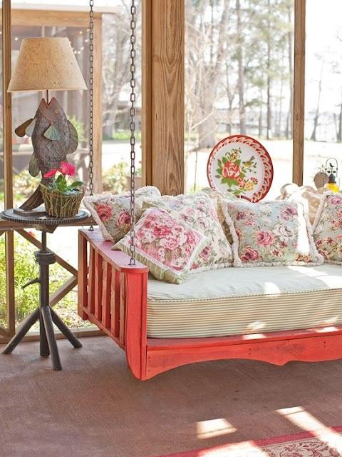 porch swings plans
