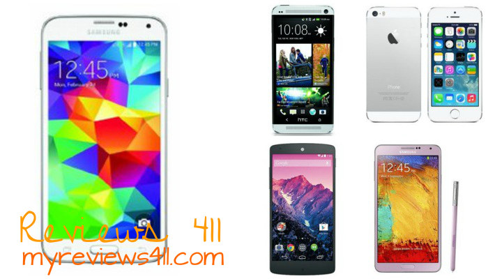 Top 10 Smart Phones in the United States 2014