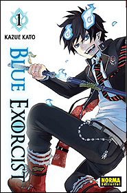 Blue Exorcist #1