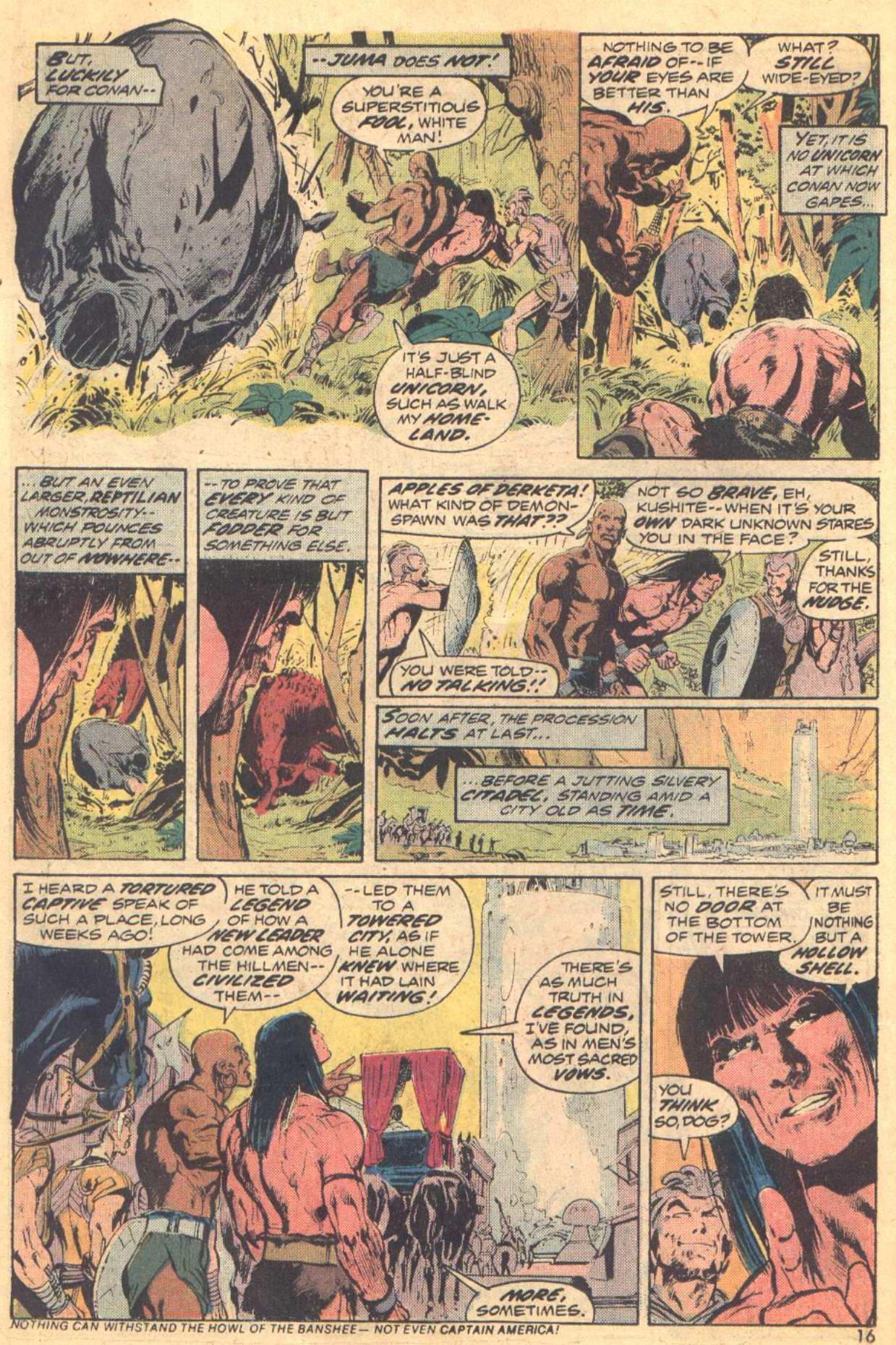 Conan the Barbarian (1970) Issue #37 #49 - English 11