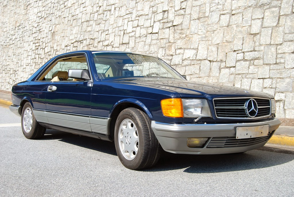 daily turismo 10k seller submission 1984 mercedes benz 500 sec w126 coupe. Black Bedroom Furniture Sets. Home Design Ideas