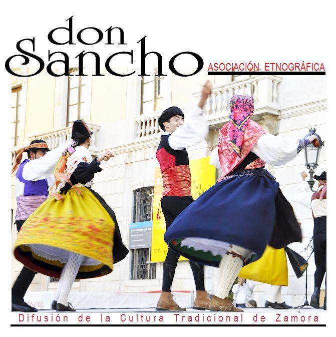 DON SANCHO. Difusión de la Cultura Tradicional de Zamora ... - photo#17