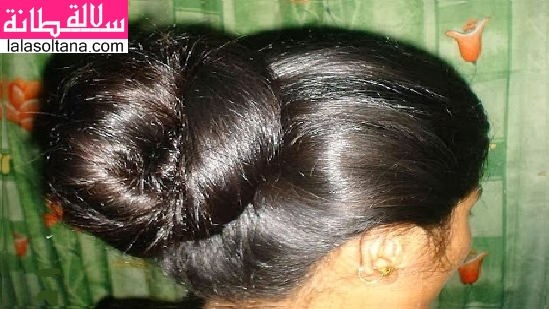 تكثيف ولتطويل تنعيم الشعر