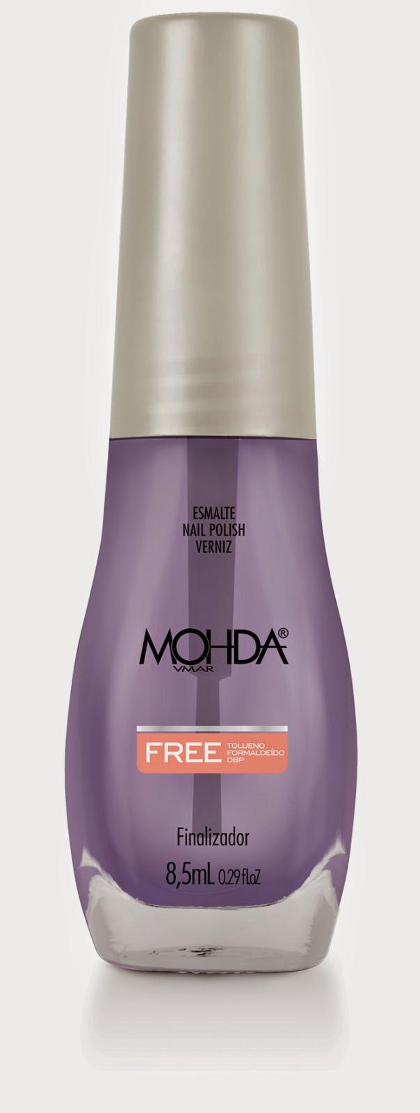 Finalizador FREE Mohda