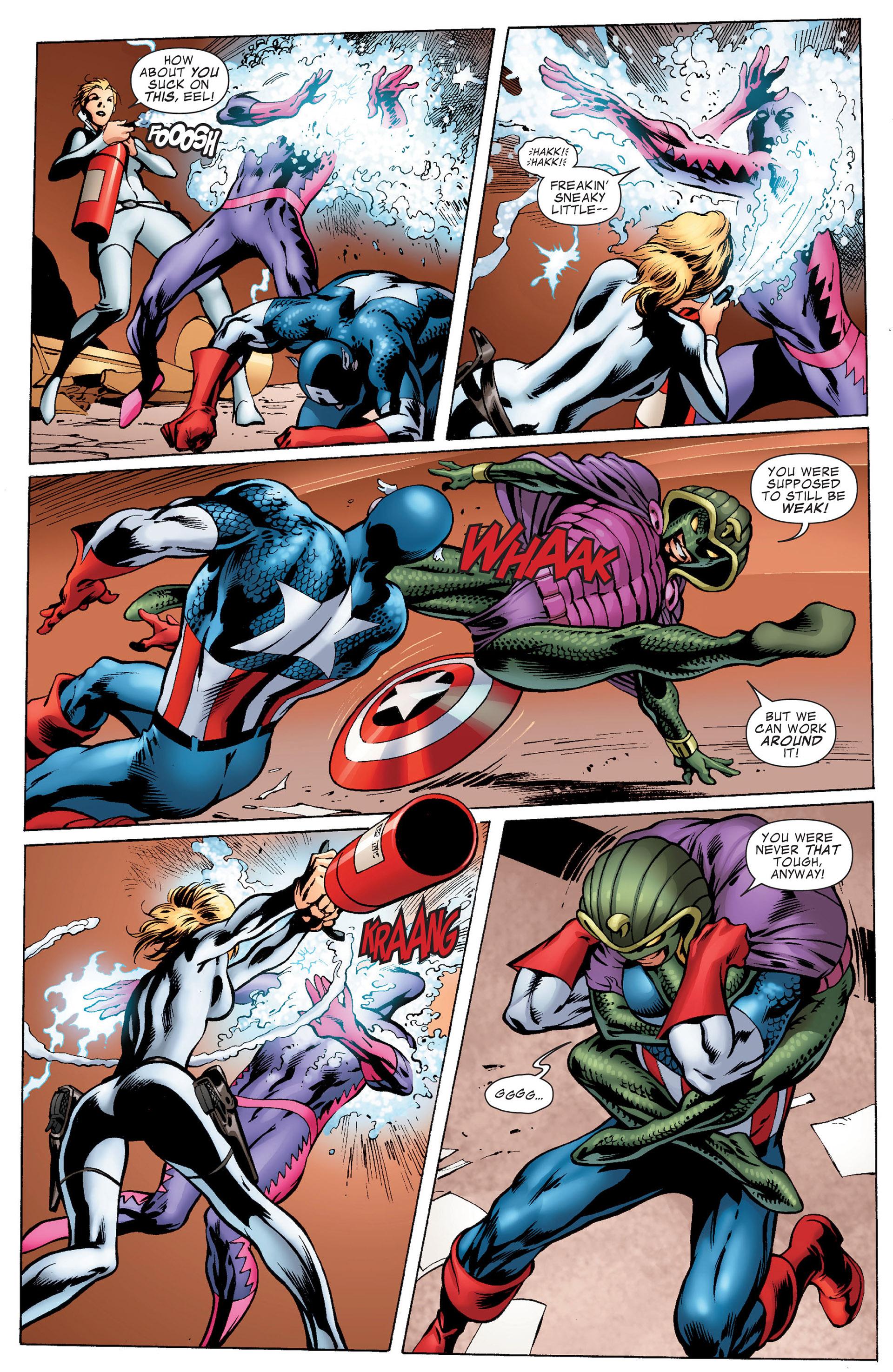 Captain America (2011) Issue #8 #8 - English 6
