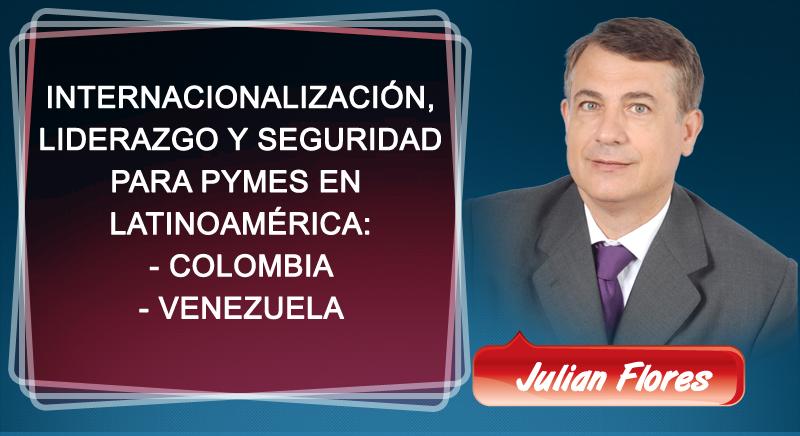 Julian Flores  Socio Director de Segurpricat Consulting