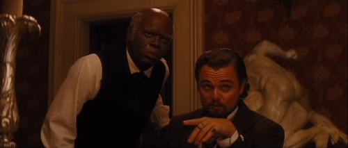 Stephen and Calvin Candie in Django Unchained
