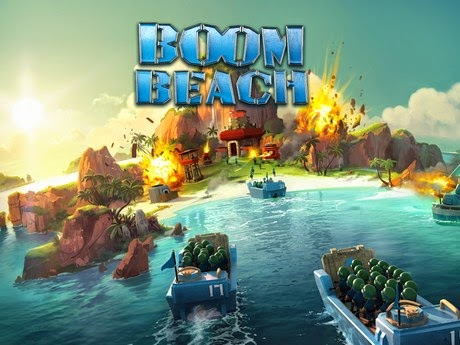 Installer Boom Beach pour Android Tablette
