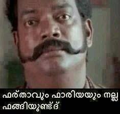 farthavum faryayum nalla fangiyund Salim kumar - malayalam comments