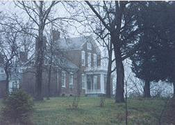 Lilac Hill Mansion in Fayette, Missouri Photo by Gary Gene Fuenfhausen
