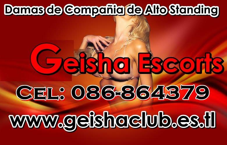 Geisha Club, Escorts Guayaquil, Damas de Compañía en Guayaquil, Chicas Prepago de Lujo