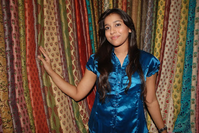 rashmi gautham new @ silk of india expo launch unseen pics