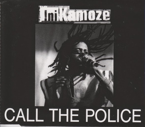 Ini Kamoze - Call The Police (CDM) (1995)