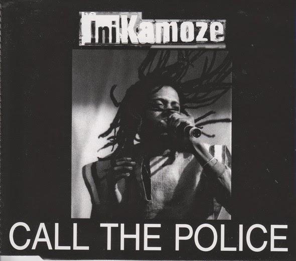 Ini Kamoze - Call The Police (CDM) (1995)