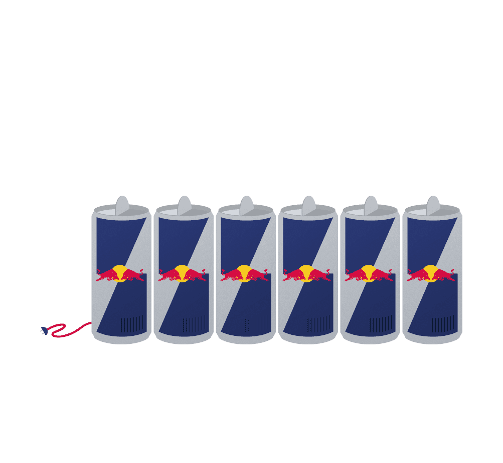 Advantages Of Energy Drink Red Bull