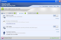 ZoneAlarm Internet Security Suite - screenshot 2