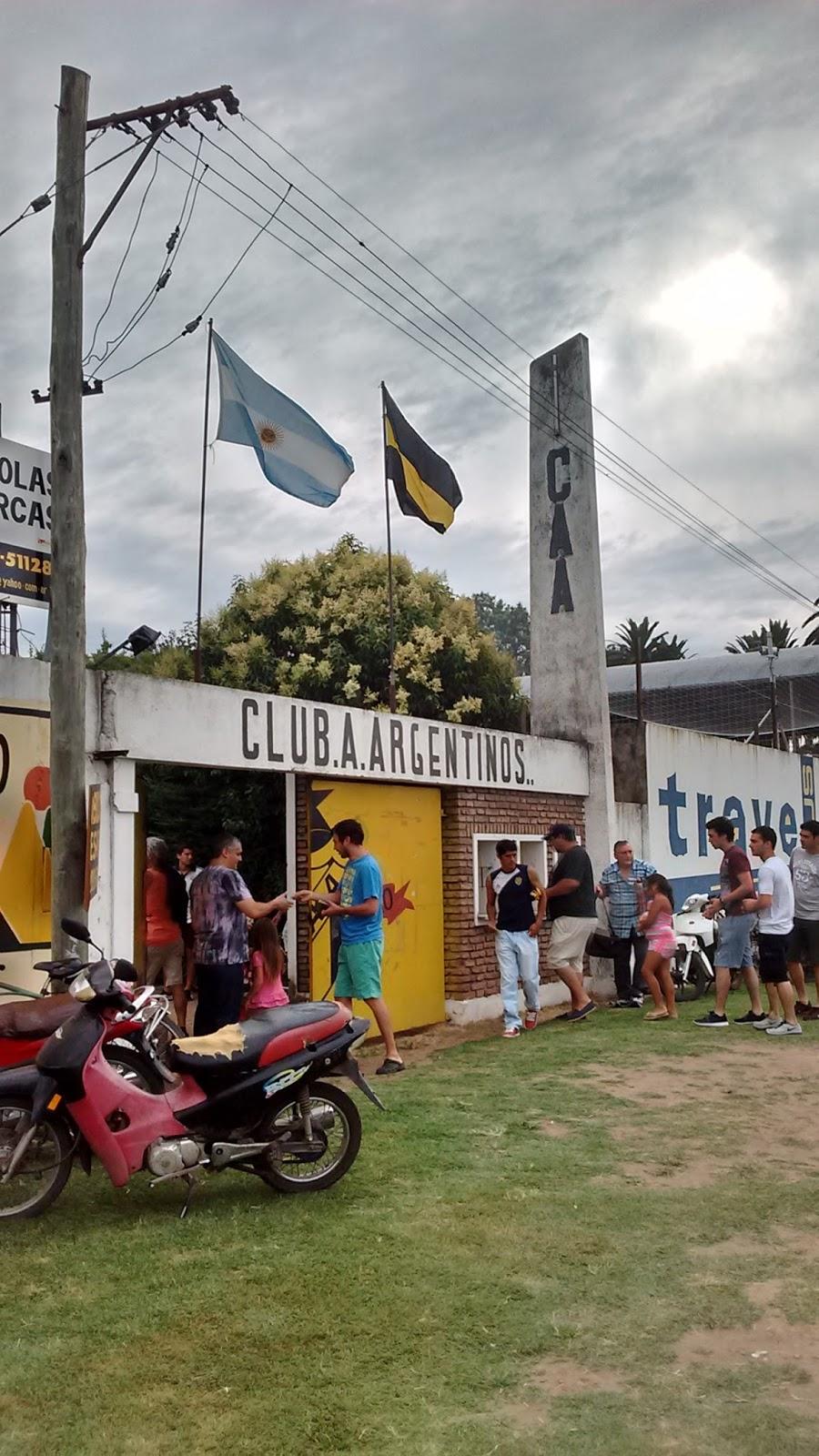 Resultado de imagen para estadio argentinos 25 de mayo