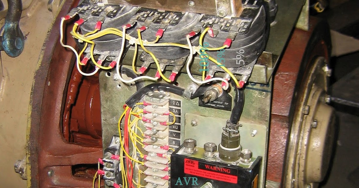 & ELECTRIC MACHINES: KEL Alternator