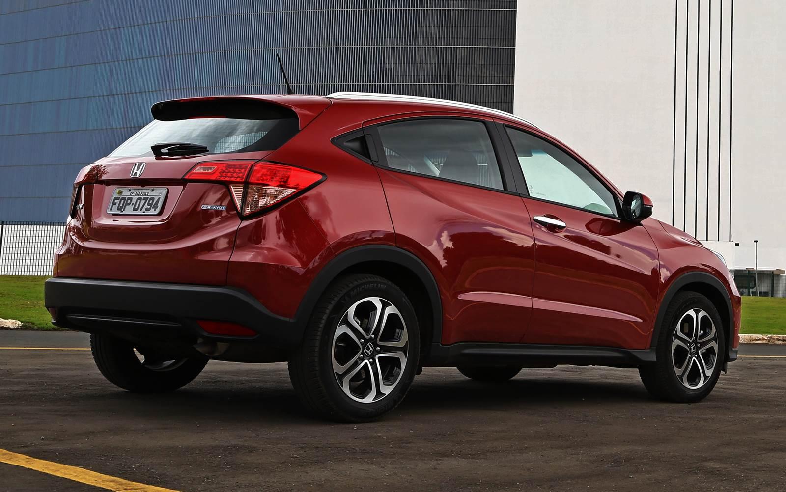 Honda HR-V quer seduzir compradores de Golf e Corolla