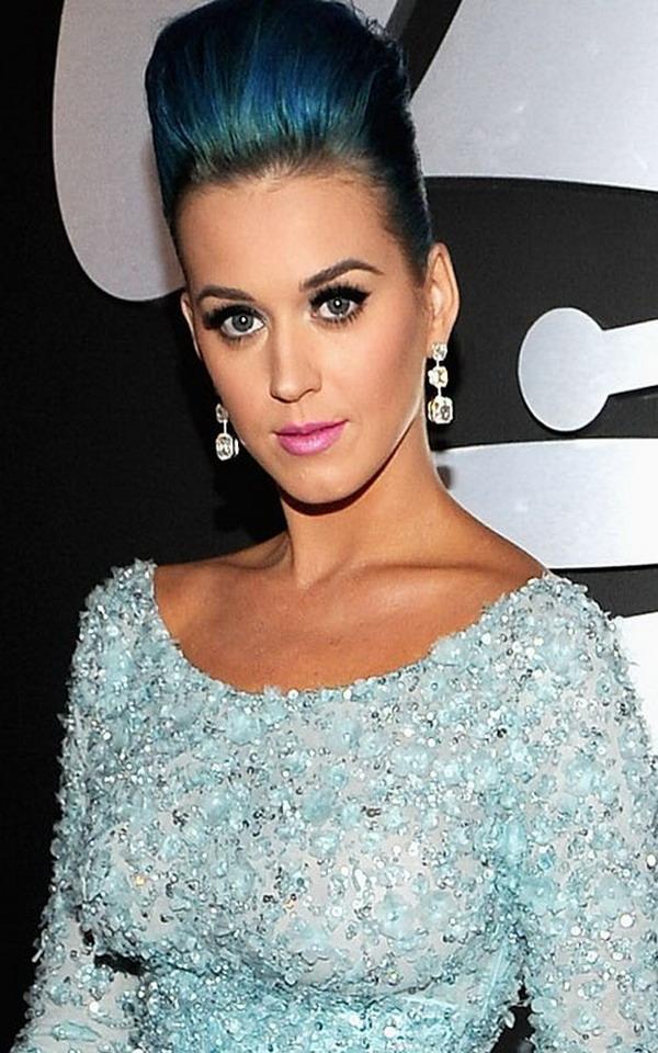 Fashion In Wedding Katy Perry Wearing Ellie Saab Elie