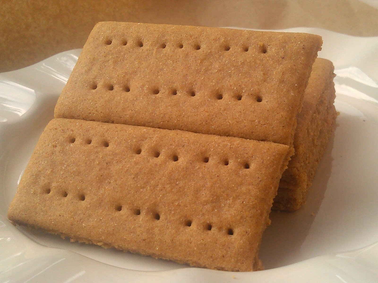 Fairy Wings and Pixie Dust...: Graham Crackers - gluten free, vegan ...