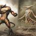 Ilustrador retrata os 12 signos do zodíaco de uma forma assustadora