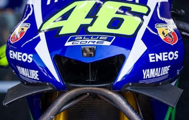 Winglet M1 Valentino Rossi