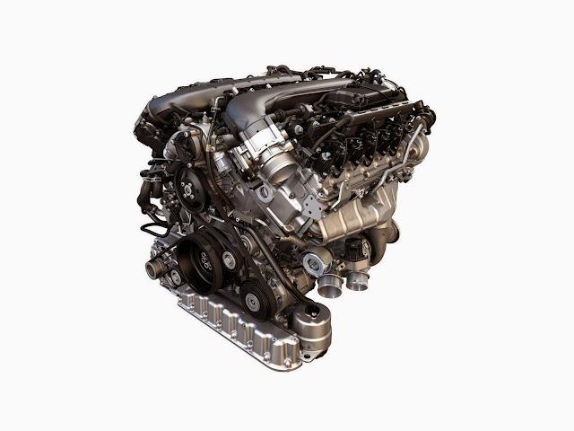 6,0-литровый твинтурбодвигатель W12 TSI от Volkswagen
