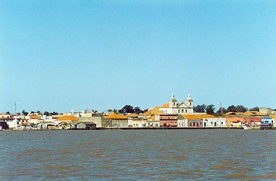 Apresento minha cidade São José do Norte