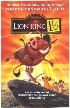 The Lion King 3 : Hakuna Matata