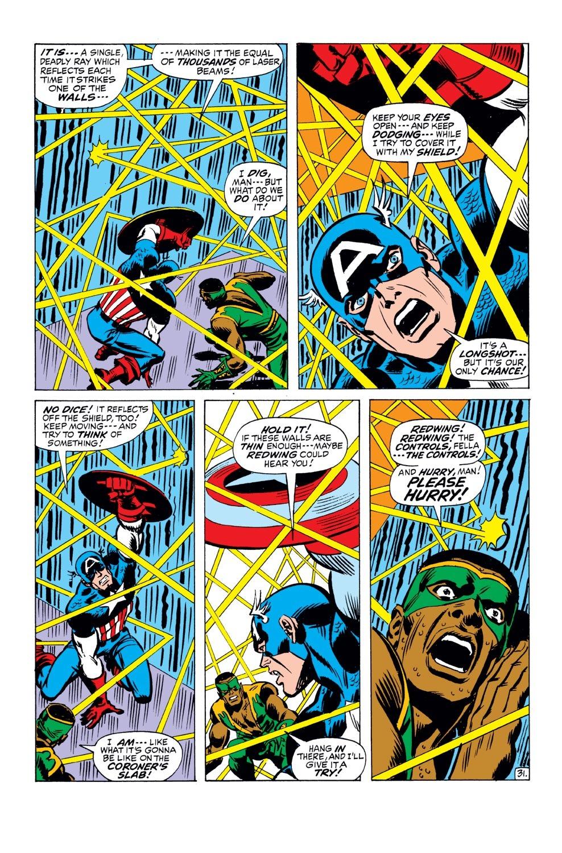 Captain America (1968) Issue #143 #57 - English 32
