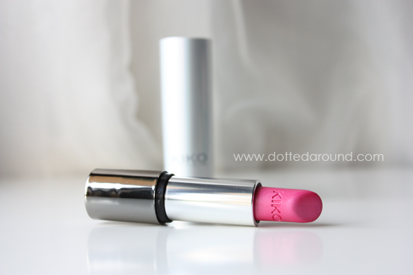 Kiko rossetto lipstick Cream 516