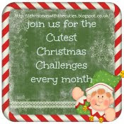 New Christmas Challenge Blog