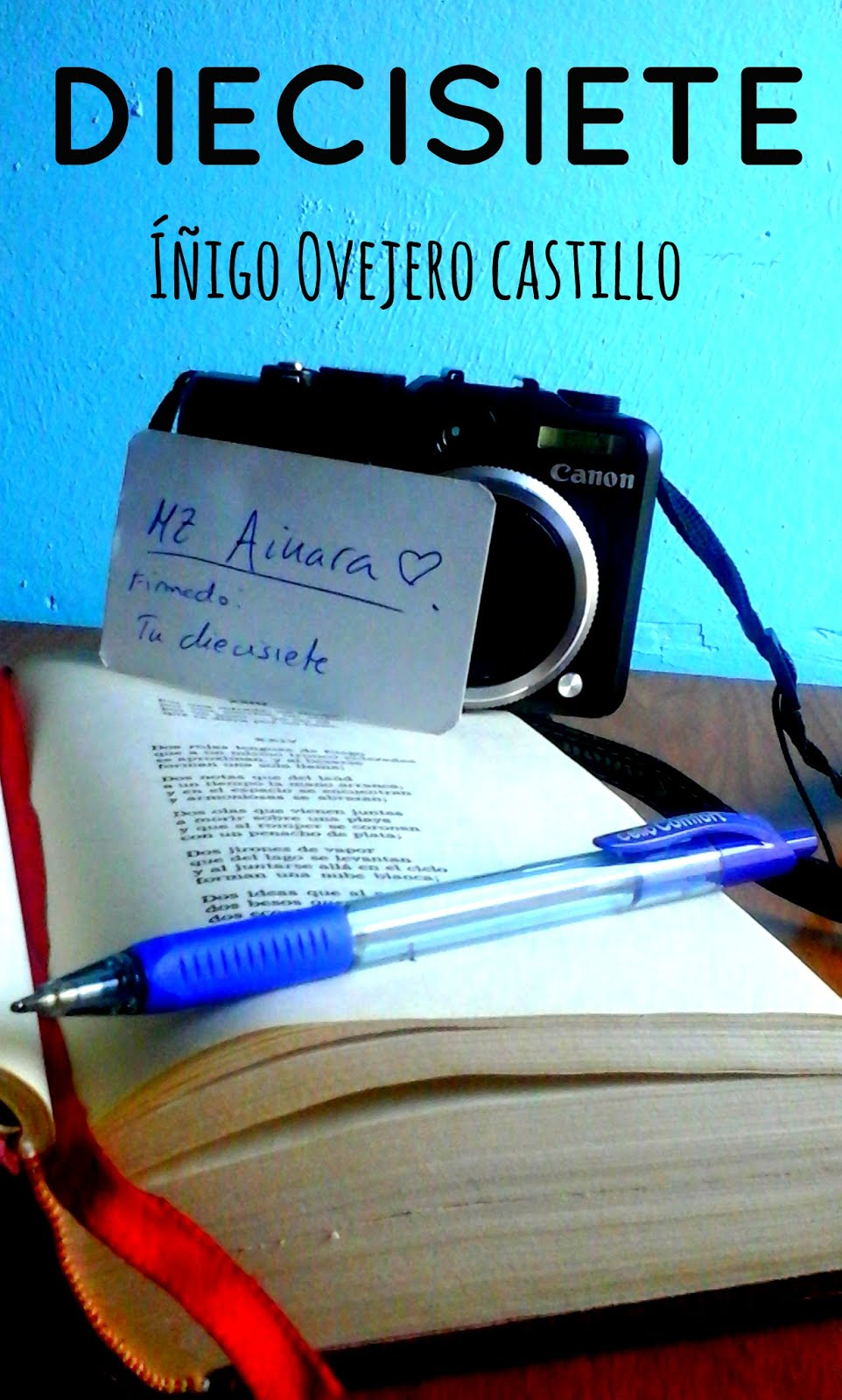 """Mi novela en proceso: """"Diecisiete"""". Pronto nuevos capítulos :)"""