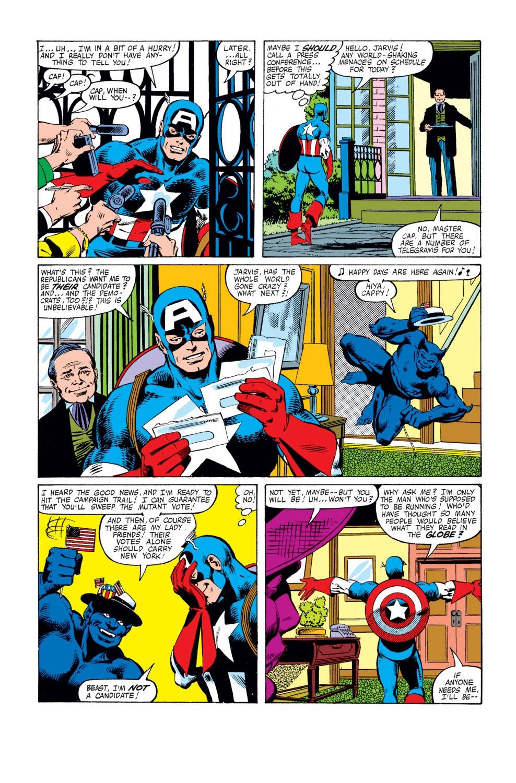 Captain America (1968) Issue #250 #165 - English 11