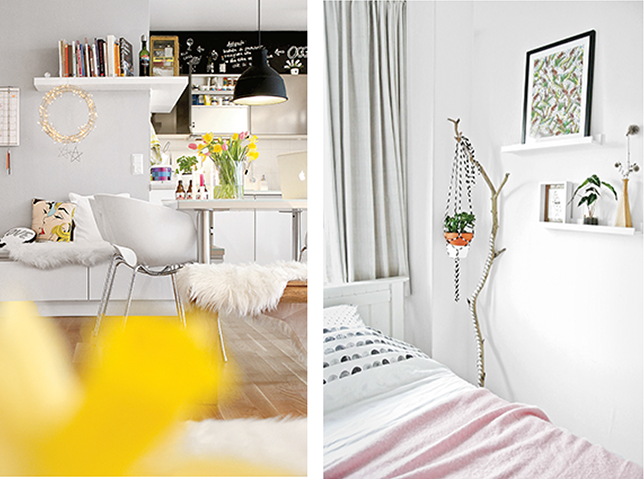 Ynas Design Blog | Pressefotos aus dem Buch von Maria Spassow