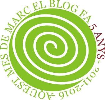 EL BLOG FA 5 ANYS!
