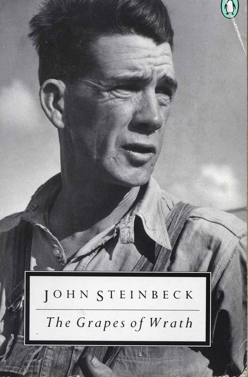 an analysis of the book grapes of wrath by john steinbeck The grapes of wrath  great book  disturbing thought provoking moving  by steinbeck, john, 1902-1968 demott, robert j, 1943-texts.
