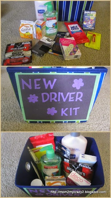 http://www.mom2mycrazy2.blogspot.com/2012/07/sweet-16-new-driver-survival-kit.html