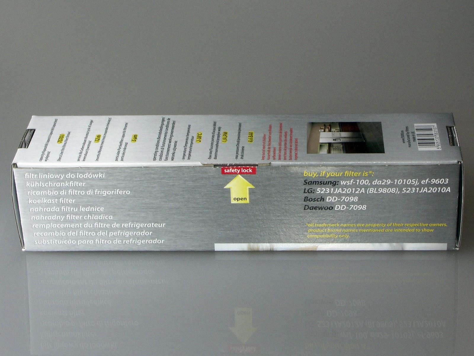 Kühlschrankfilter : Hafin2 und da29 00003g samsung american style fridge filters