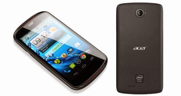 Daftar Harga HP Acer Android Baru dan Seken – Akhir November 2014