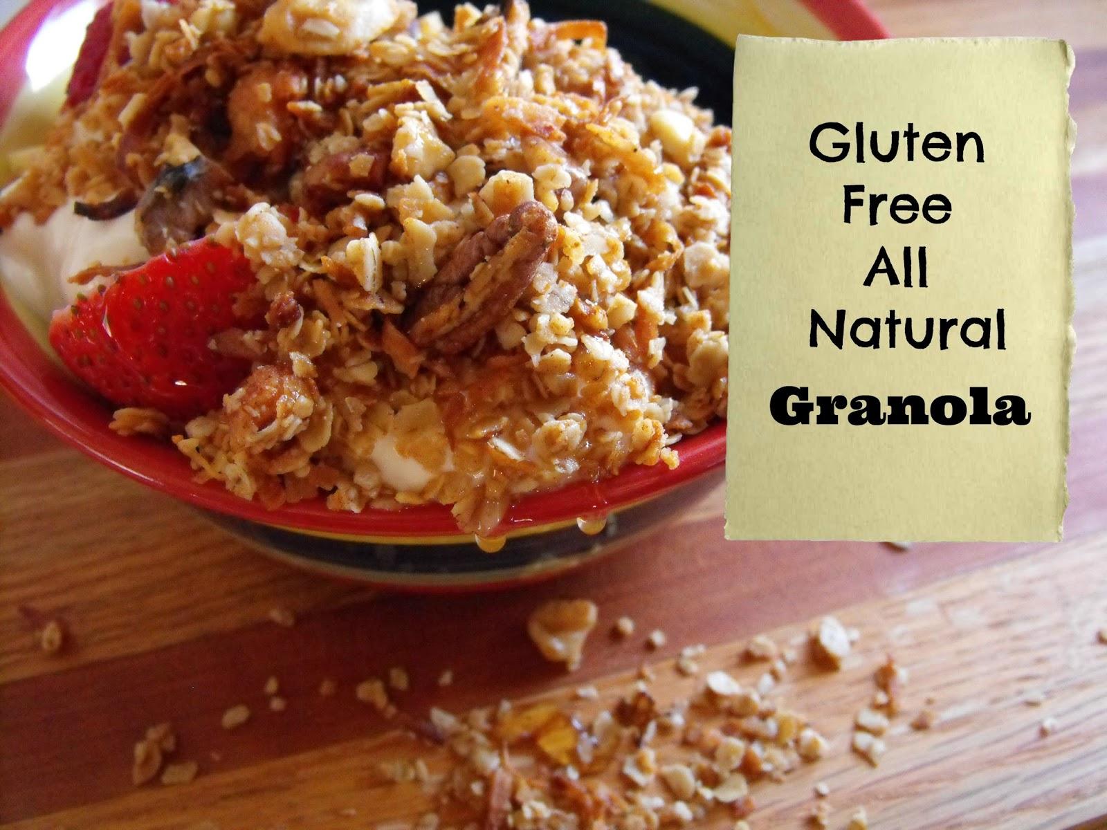 hand made granola