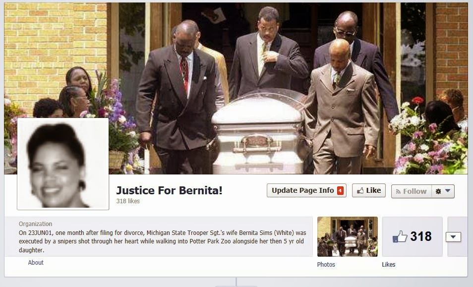 Justice For Bernita - Facebook Page