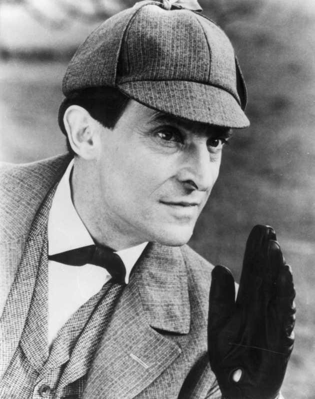The 1709 Blog: The Return of Sherlock Holmes?